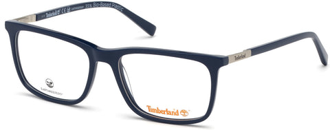 Timberland - TB1619 54mm Shiny Blue Eyeglasses / Demo Lenses