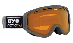 Spy - Woot Deep Winter Gray Snow Goggles / Persimmon Lenses