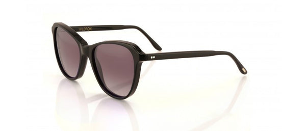 Wildfox - Parker Black Sunglasses