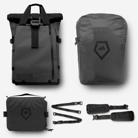 WANDRD - PRVKE 21 Photography Bundle Black Backpack