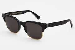 Super - Lele Black Sunglasses