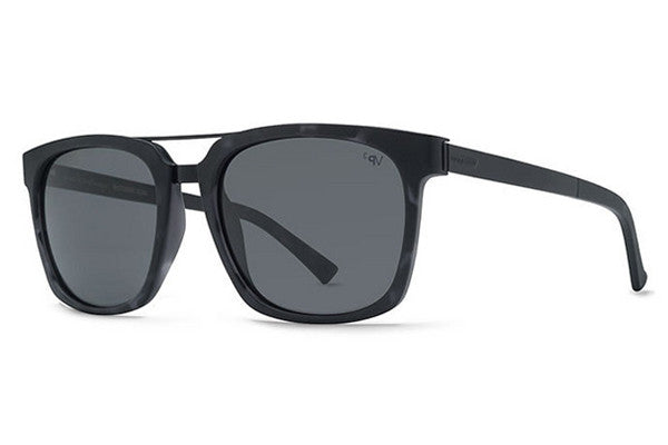 VonZipper - Plimpton Shadow Tort Satin JK3 Sunglasses, Grey Lenses