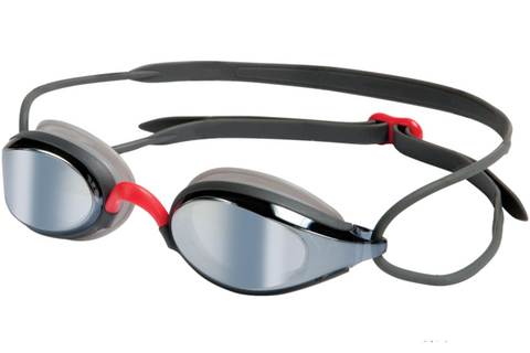 Zoggs - Podium Mirrored Red Swim Goggles