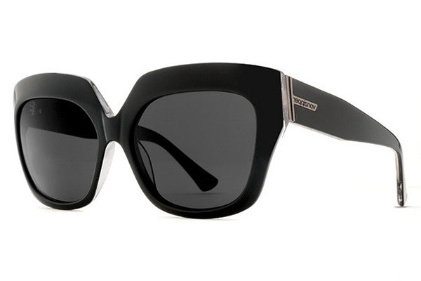 VonZipper - Poly Black Swirl BWV Sunglasses, Vintage Lenses