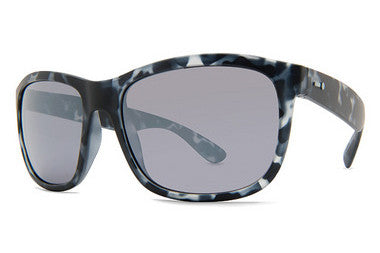 Dot Dash - Poseur Midnight Tort Satin MTC Sunglasses