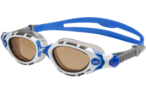 Zoggs - Predator Flex Polarized Ultra Blue Swim Goggles