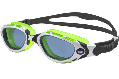 Zoggs - Predator Flex Reactor Green Swim Goggles