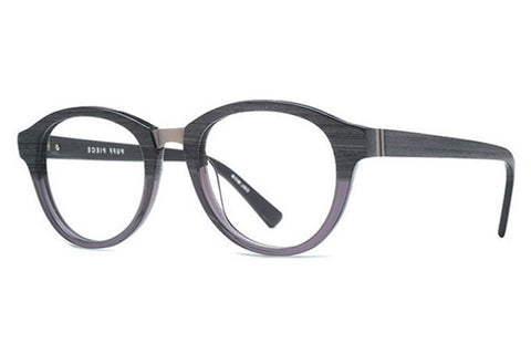 VonZipper - Puff Piece Wood Gloss Grey Satin WOG Rx Glasses