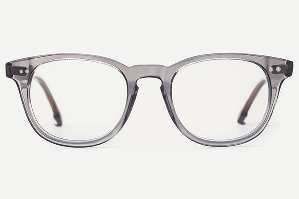 Steven Alan Putnam Charcoal Crystal Rx Glasses