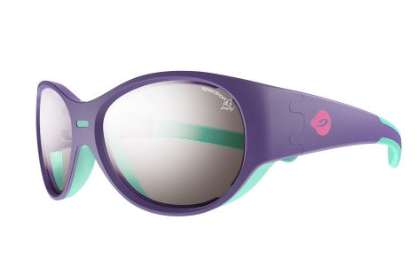 Julbo - Puzzle Purple / Turquoise Sunglasses, Spectron 4 Baby Lenses