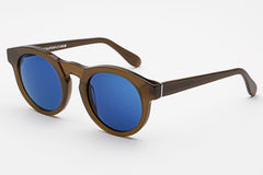 Super - Boy Deep Brown Sunglasses