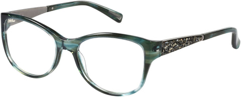 Marciano - GM0244 Green Eyeglasses / Demo Lenses