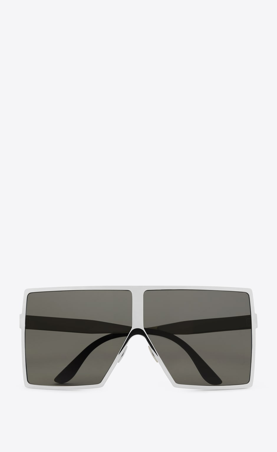 Saint Laurent - SL 182 Betty Silver Sunglasses   Grey Lenses – New York  Glass 15982d9142