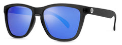 Sunski - Headlands Grey Sunglasses / Blue Polarized Lenses