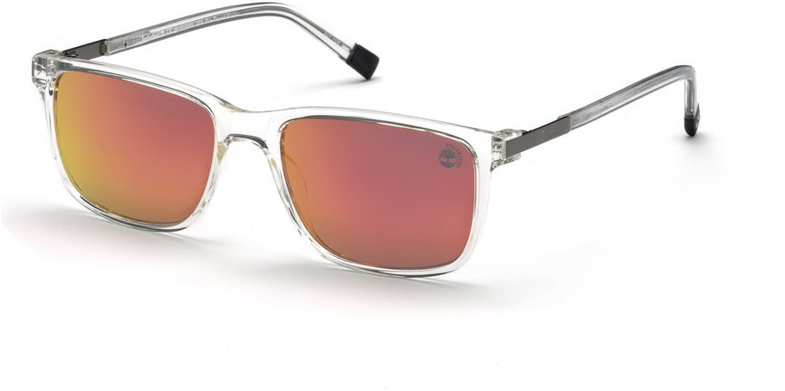 e33e8ffa9e Timberland - TB9152 Crystal Sunglasses / Smoke Polarized Lenses – New York  Glass