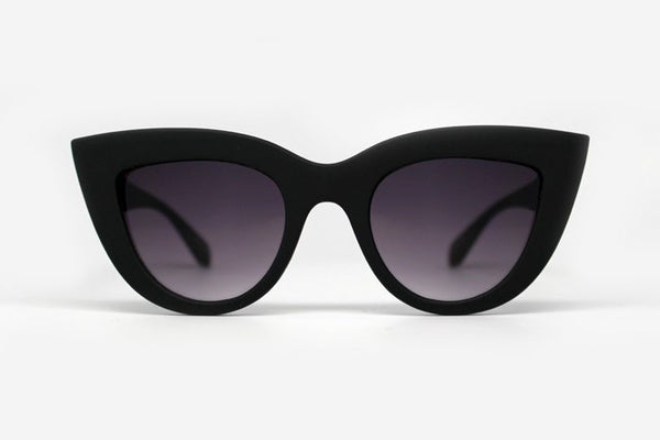 Quay Kitti Black Sunglasses