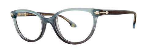 Bon Vivant - Quennel Metallic Amethyst Eyeglasses / Demo Lenses