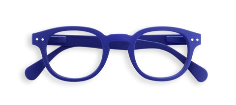Izipizi - #C Navy Blue Reader Eyeglasses / +2.50 Lenses