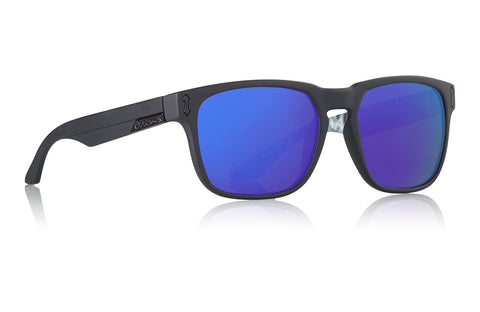 Dragon - Monarch Matte Black Schoph Sunglasses / Smoke Lenses