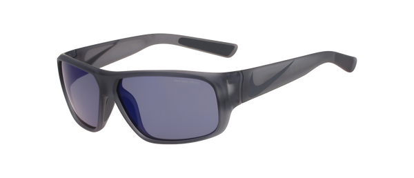 Nike - Mercurial 6.0 R EV0780 Matte Anthracite Tumble Grey Sunglasses / Grey Blue Night Lenses