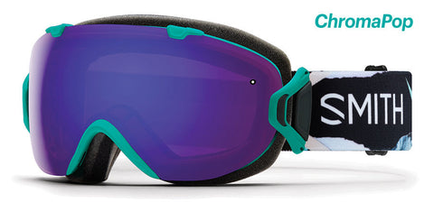 Smith - I/OS Emily Hoy Snow Goggles / ChromaPop Everyday Violet Mirror Lenses
