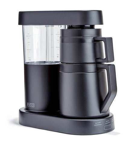 Ratio - Six Matte Black Coffee Maker