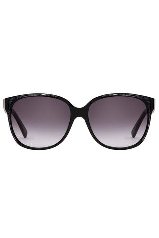 Puma PU0104S Black Sunglasses / Smoke Lenses