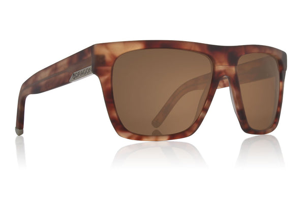 Dragon - Regal Matte Tort / Bronze Sunglasses