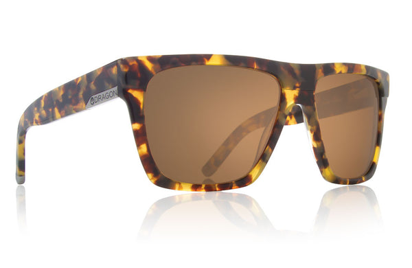 Dragon - Regal Retro Tort / Bronze Sunglasses