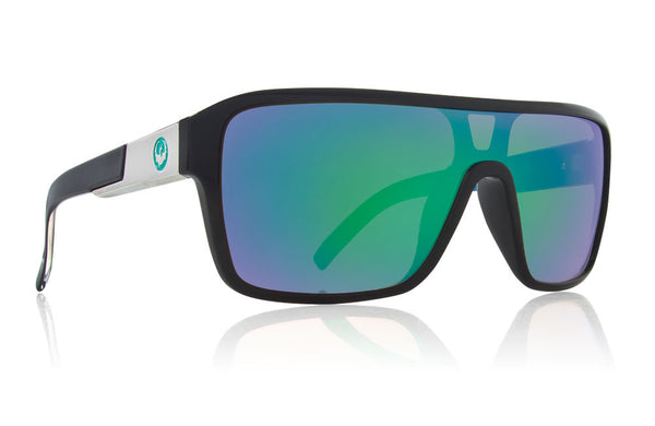 Dragon - Remix Green Nebula / Green Ion Sunglasses