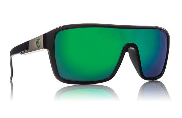 Dragon - Remix Jet / Green Ion Performance Polar Sunglasses