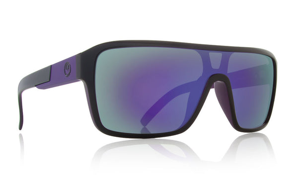 Dragon - Remix Jet Purple / Purple Ion Sunglasses