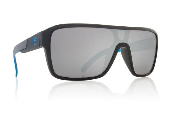 Dragon - Remix Miami Stripes / Grey Ion Sunglasses