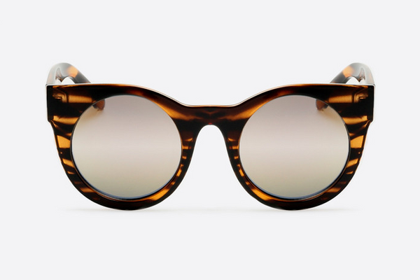Quay Right Time Tortoise / Gold Sunglasses