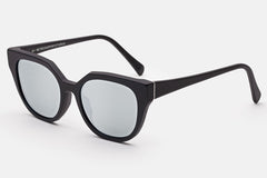 Super - Zizza Zero Silver Sunglasses