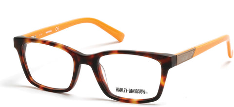 Harley-Davidson - HD0126T Dark Havana Eyeglasses / Demo Lenses