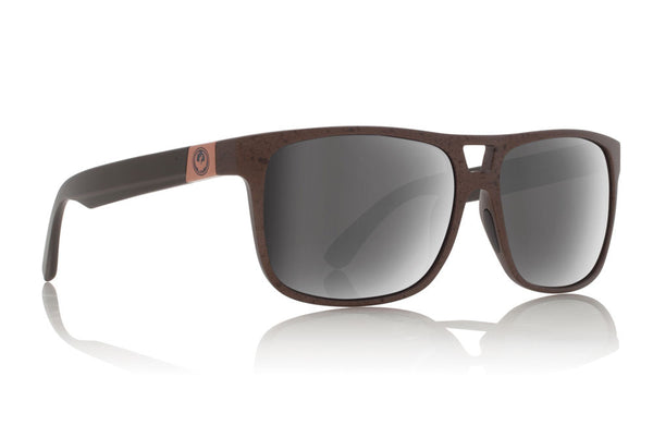 Dragon - Roadblock Copper Marble / Silver Ion Sunglasses