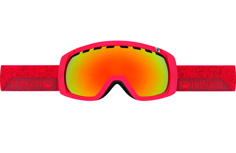 Dragon - Rogue Stone Red / Red Ion Goggles