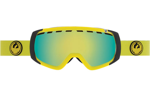Dragon - Rogue Vivid / Smoke Gold Ion Goggles