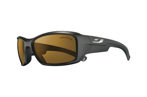 Julbo - Rookie Black Sunglasses, Polar Junior Lenses