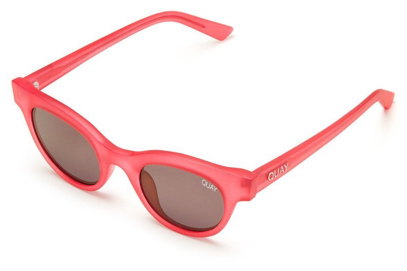 d50320bff04 Quay  QUAYXKYLIE Star Struck Rose   Smoke Sunglasses – New York Glass