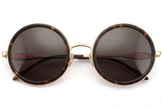 Wildfox - Ryder Gold & Tortoise Sunglasses