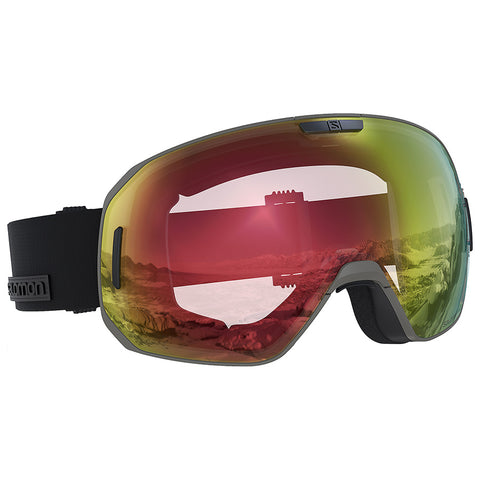 Salomon - S/Max Photo Bronze Snow Goggles / Photo Red + Light Tonic Orange Lenses