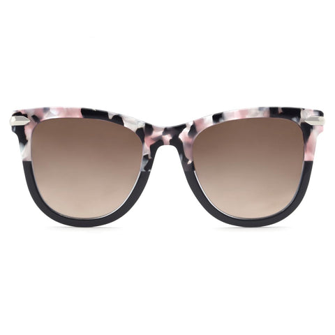 78764a050793 Krewe - Simone Galactic to Black and Crystal Sunglasses   Mercury Gradient  Mirrored Lenses.  275.00. Super - Lucia Crystal Matte Petrol Sunglasses