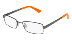 Puma - PJ0012O Junior Ruthenium Eyeglasses / Demo Lenses