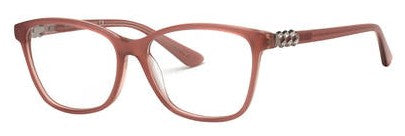 Saks Fifth Avenue - Saks 312 52mm Pearl Plum Pink Eyeglasses / Demo Lenses