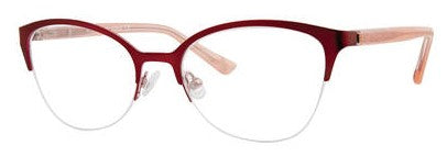 Saks Fifth Avenue - Saks 314 51mm Plum Lilac Eyeglasses / Demo Lenses