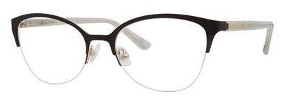 Saks Fifth Avenue - Saks 314 53mm Black Gold Eyeglasses / Demo Lenses