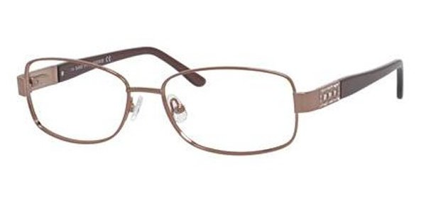 Saks Fifth Avenue - Saks 303 53mm Brown Eyeglasses / Demo Lenses