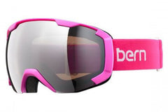 Bern - Scout Fuchsia Goggles, Rose Light Mirror Lenses